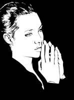 Angelina Jolie by verucasalt82