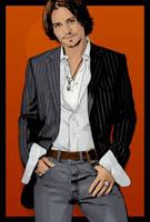 Johnny Depp by verucasalt82