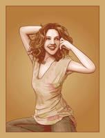 Drew Barrymore by verucasalt82