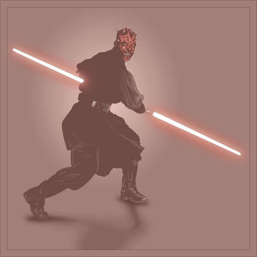 Darth Maul by verucasalt82