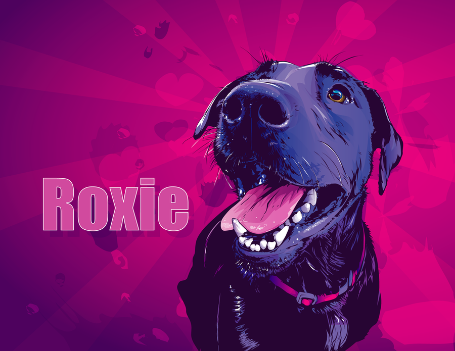 Roxie-Dog by verucasalt82