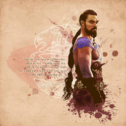Khal Drogo by verucasalt82