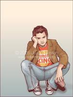Elijah Wood by verucasalt82