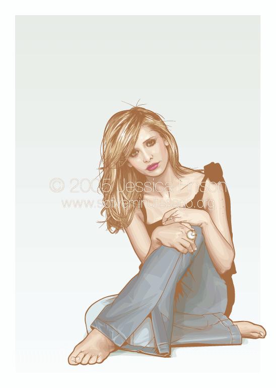 Girlcrush #1 by verucasalt82