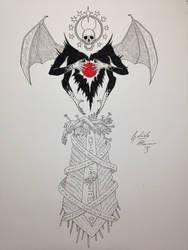 Umriel - corrupted angel of doom
