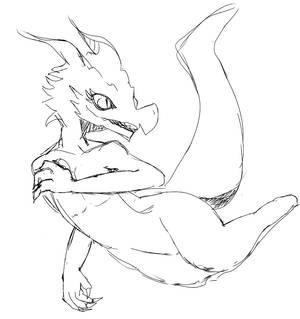 Kobold sketch