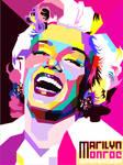 MarilynMonroe Pop Art