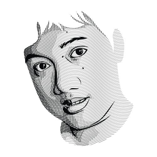Line Drawing Money : Lineart vector experiment money style by ndop on deviantart