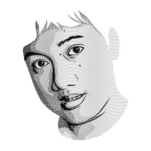 Line Art Money : Lineart vector experiment money style by ndop on deviantart