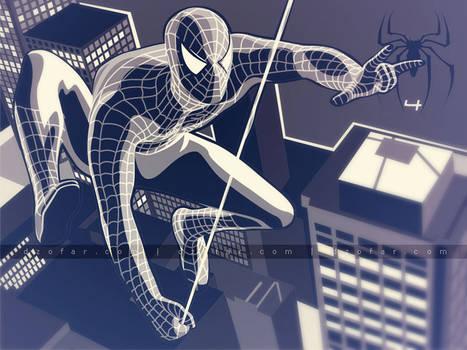 Spiderman by ndop