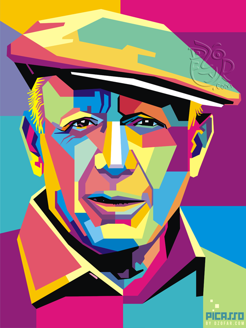 Picasso Pop Art by ndop