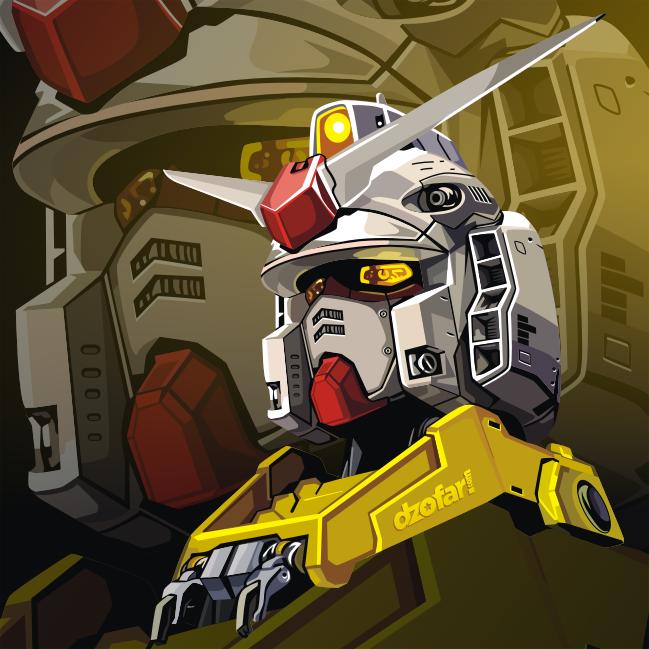 Gundam Vector by ndop