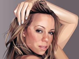 Mariah Carey Vector