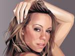 Mariah Carey Vector  by ndop