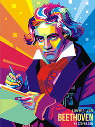 Pop Art Beethoven