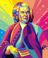 Johann Christian Bach Pop Art