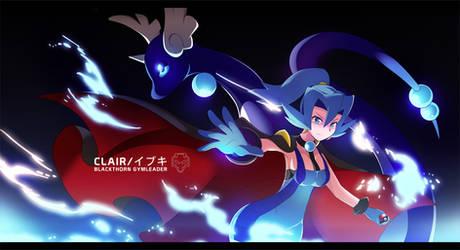 Pokemon - Clair . Ibuki