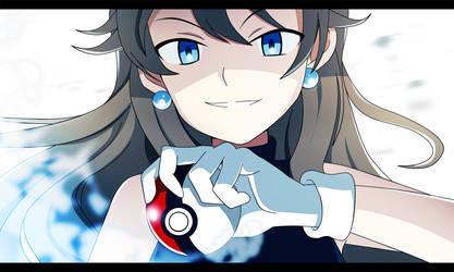 Pokemon - Blue by ViViVooVoo