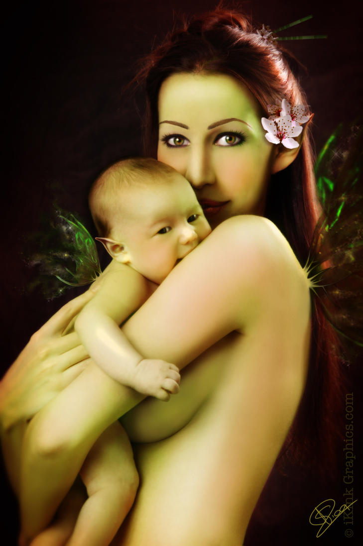 motherfantasy A Mother's Love by Toefje-Kunst ...