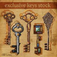 Exclusive Keys Stock