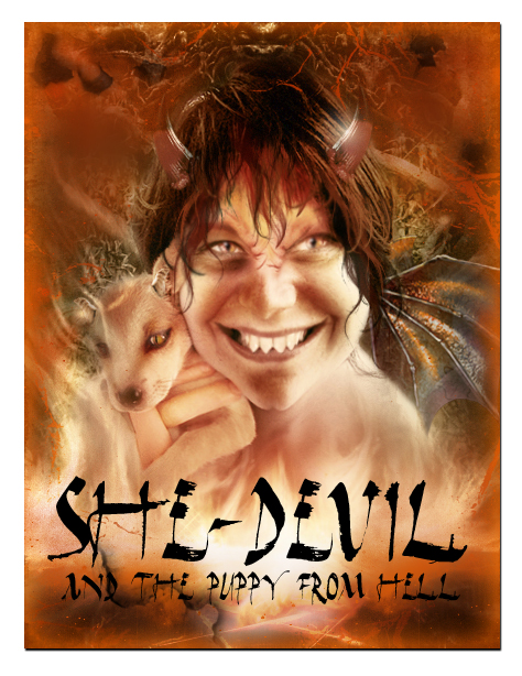 She-Devil by Toefje-Kunst