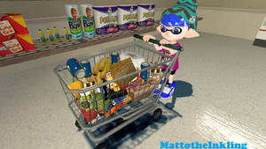Matto goes Grocerry Shopping!