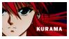 Kurama Stamp 1 by WritingRin