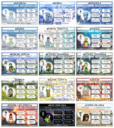 Pokemon Trainer Cards