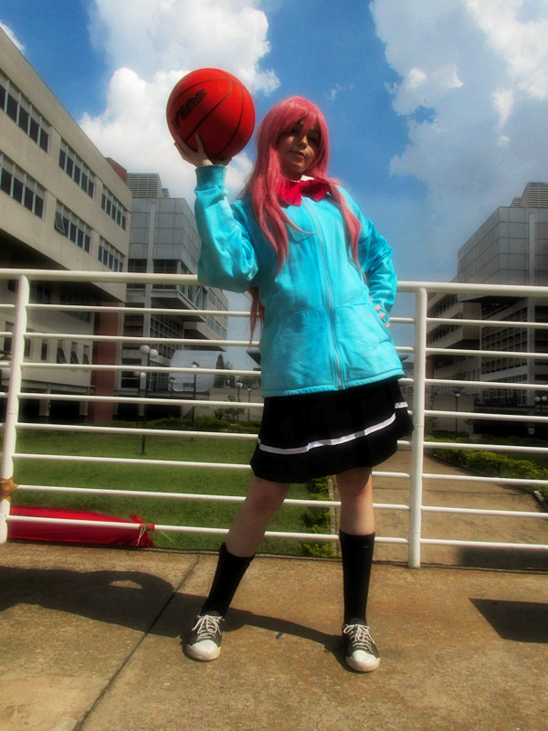 I want to stand in the same place as you - KnB by miyuki-chan8D