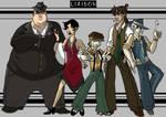 Swing-Steppin Mutants
