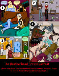 Brotherhood Brawls Entries by rainrach