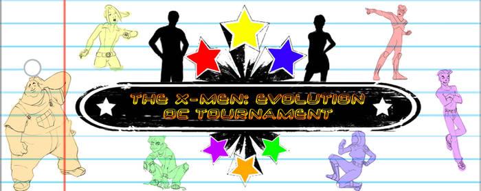 X-Men: Evolution OC Tournament