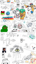 Art Lounge Drawpile #2 by Masterfireheart