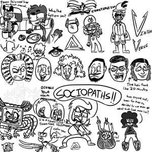 Doodle Canvas 2/2/18