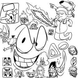 Doodle Canvas 3/3/18