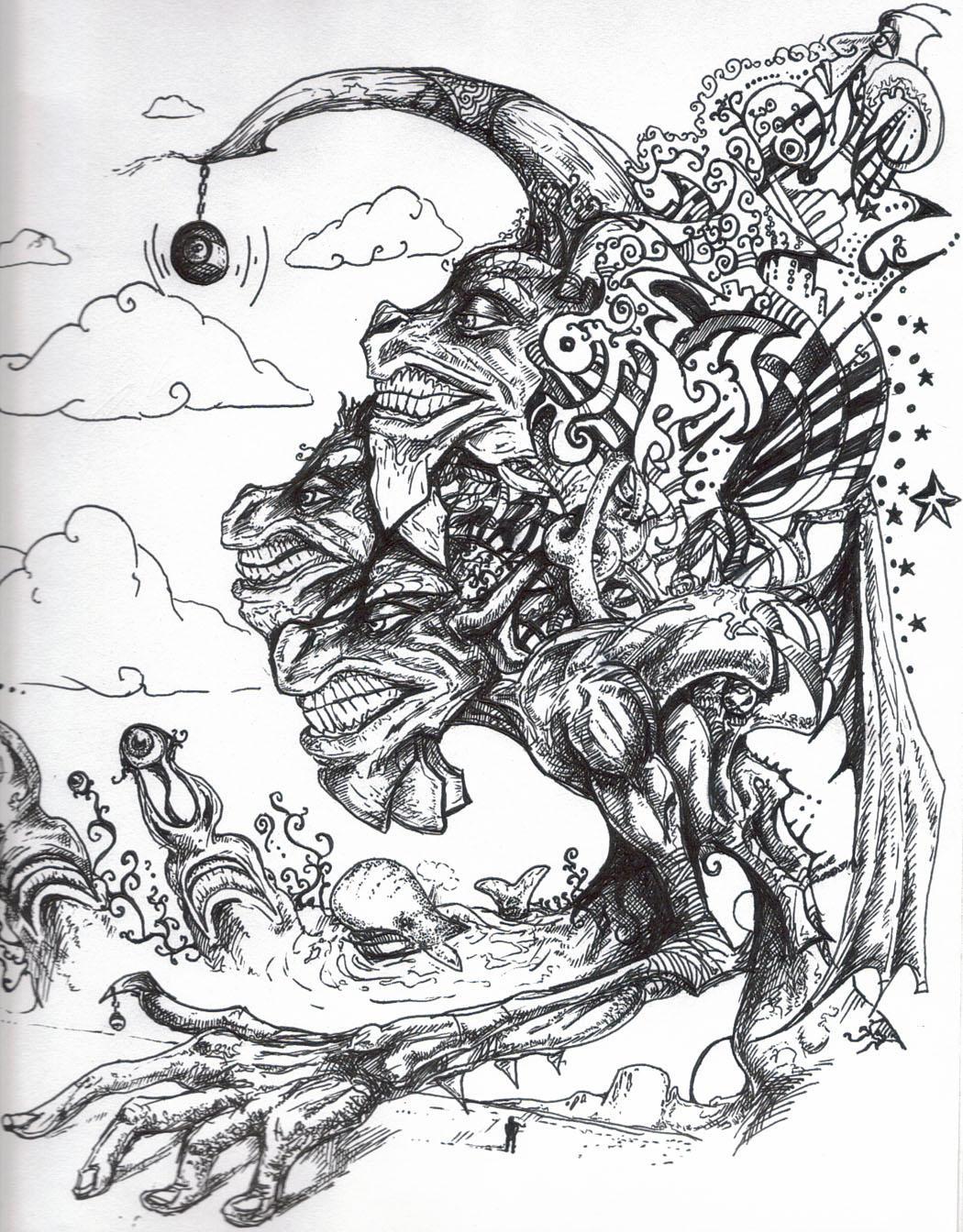Monster by GlobeyM7