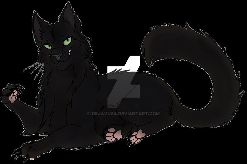 Warrior Cat Rowan