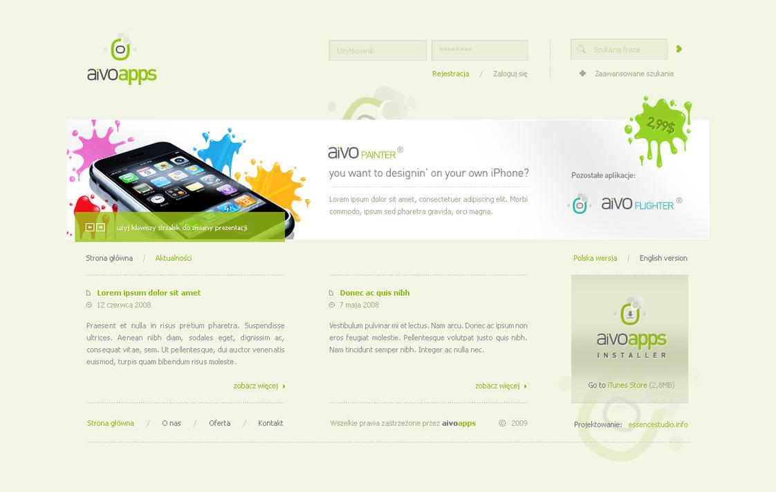 aivoapps www. by barneu
