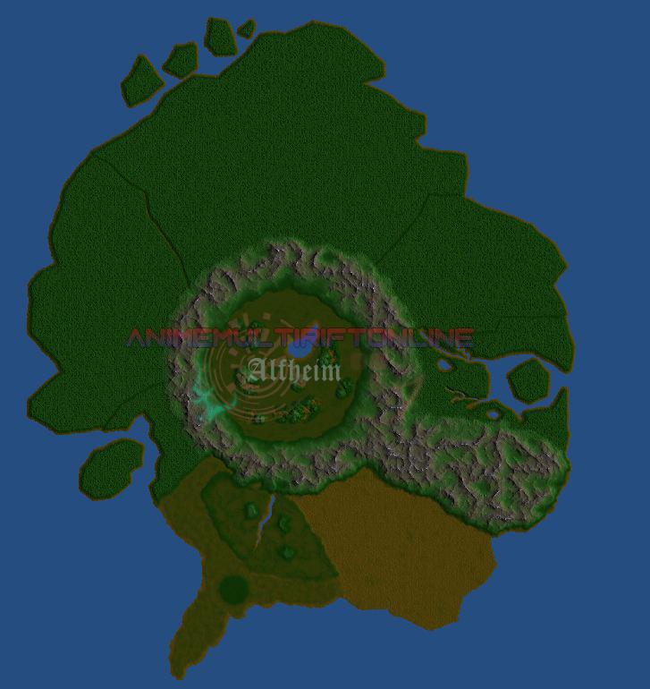 ALfheim Online Map World Machine By AizenZola On DeviantArt - Digital maps online