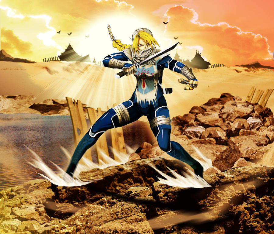 SHEIK by Rainemaster