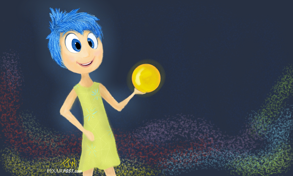 Joy Final Pixar Post By PixarPost On
