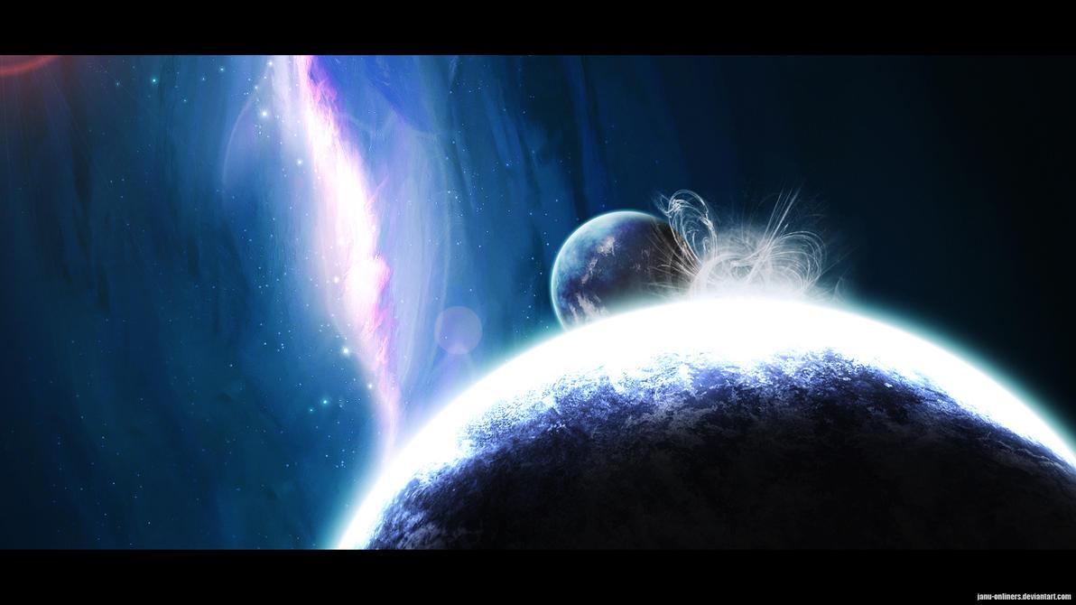 Light Beam by janu-onliners
