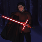 The Force Awakens: Kylo Ren Fight