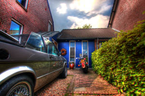 Oprit HDR by MisterDedication