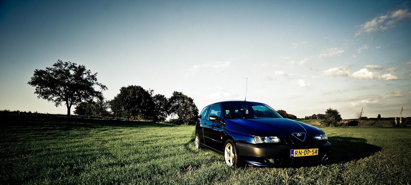Alfa Romeo 145 by MisterDedication