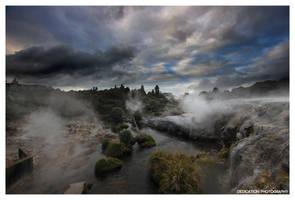 Rotorua Thermal Reserve by MisterDedication
