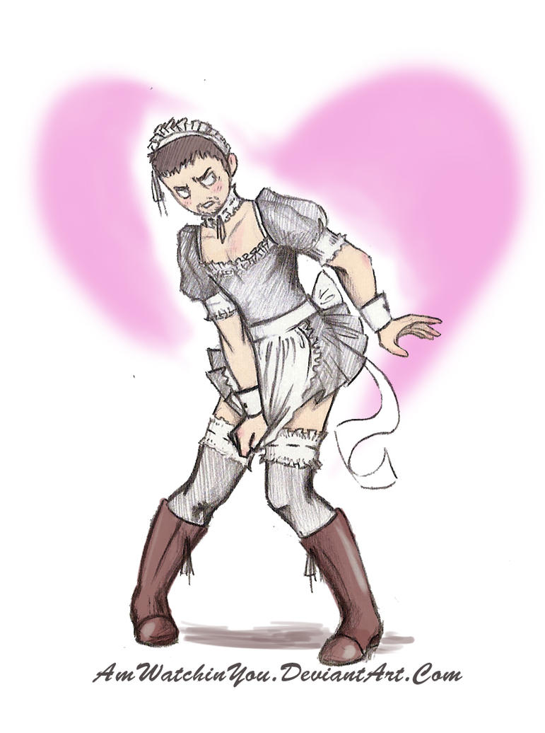 Perfect Maid by AmWatchingYou