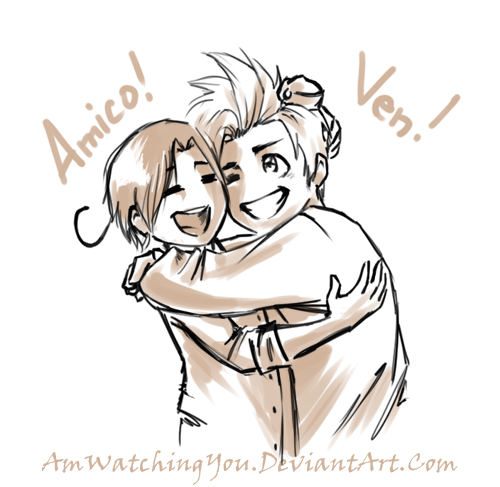 Amico by AmWatchingYou