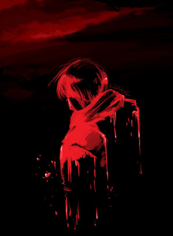 dark by AmWatchingYou