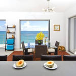 Luxurious Beachfront Condo in Simpson Bay